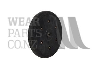 Press Wheel Assembly 2x13in to suit Great Plains