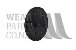 Press Wheel 1 x 12 to suit John Deere