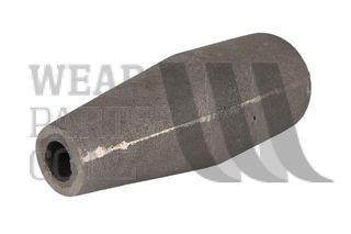 3 inch Ni-Hard Mole Plug