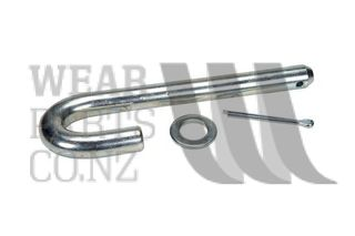 Pin for Leaf Spring 16mm - To Suit Kverneland