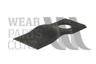 Mower Blade to suit PZ Humped
