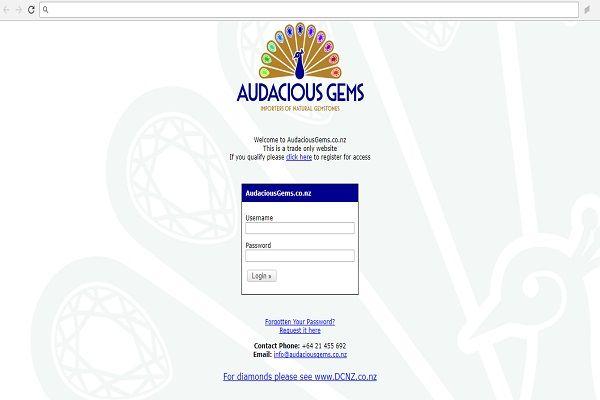 Audacious Gems