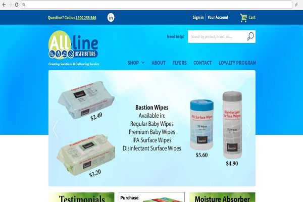 All-line Distributors