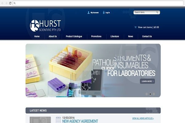 Hurst Scientific