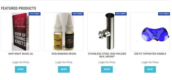 Sea Harvester Featured Products