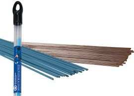Brazing Rod & Filler Wire Selection Chart