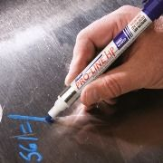 "Paint Markers for metal… what does ""low corrosion"" and ""low chloride"" mean?"