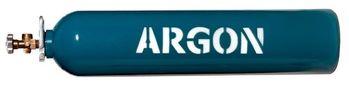 Argon gas for welding Aluminium