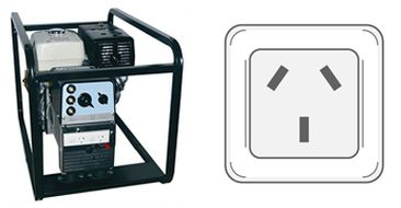 generator power vs mains power