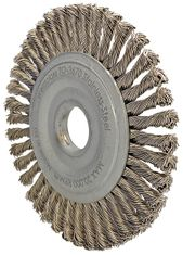Weldclass Opti-5 Pipeline Wheel Brush 125mm