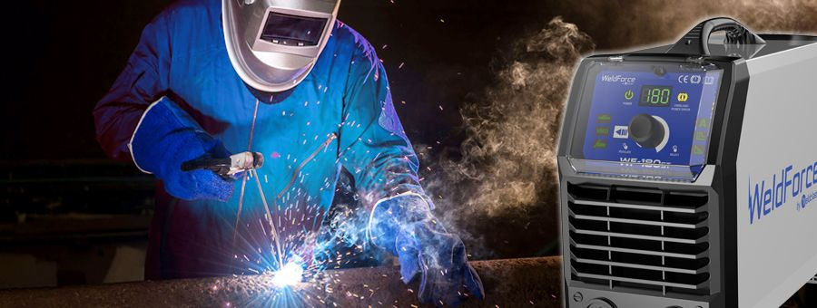 MMA stick welding process