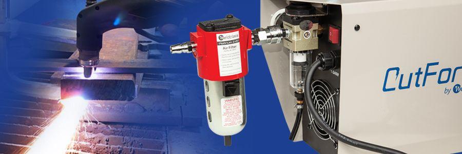air filter for plasma cutter