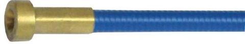 BZL LINER STEEL BLUE 4M 0.6-0.8MM