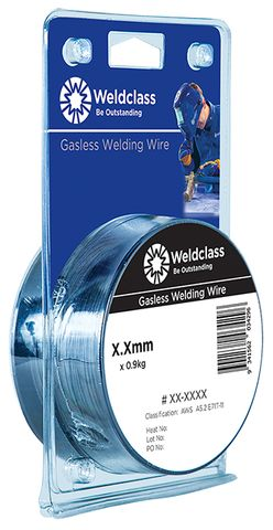 WIRE-GASLESS E71T-11 0.9MM 0.9KG