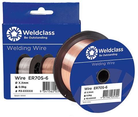 Wire - MIG Steel Mini-Spools ER70S-6