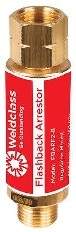 FLASHBACK ARRESTOR REGULATOR/FUEL AS4603