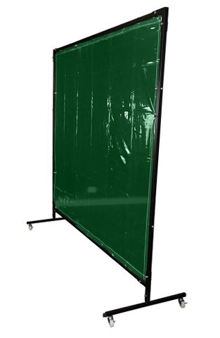 FRAME + CURTAIN KIT 1.8X2.0M H/D GREEN