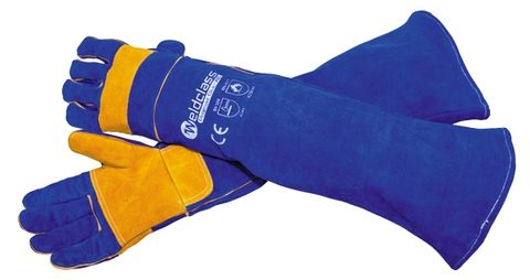 Welding Gloves - PROMAX BLUE XC