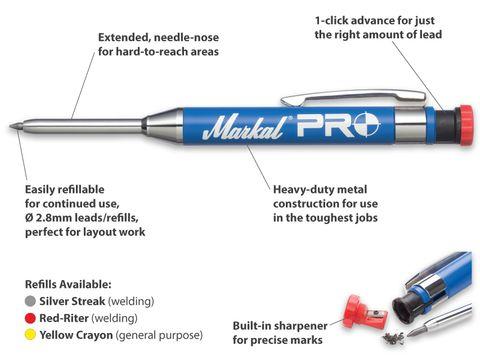 Welding & Layout Marker - Markal PRO