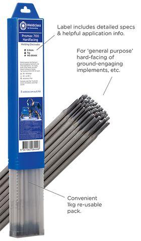 Electrodes - Hardfacing PROMAX 700
