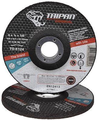 Grinding Discs- TAIPAN ORIGINAL INOX Fast