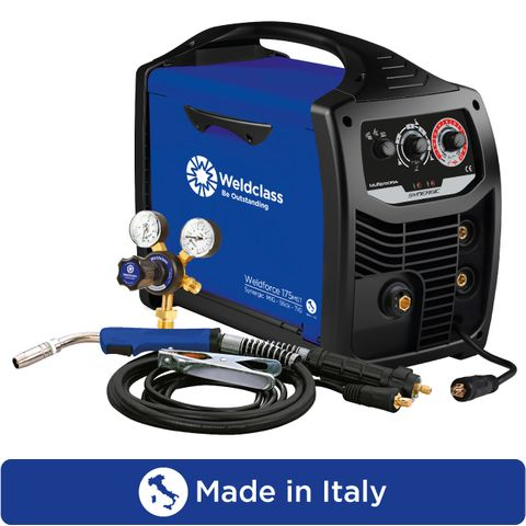MIG / Stick / TIG Welder - WELDFORCE 175MST