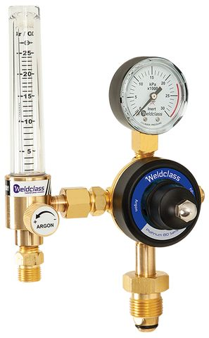 Regulators - PLATINUM Argon w/Bobbin Flowmeter