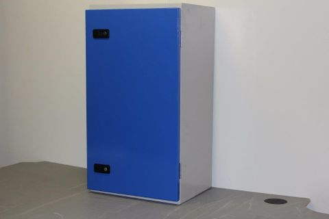 GAS BOTTLE CABINET - DOUBLE - 900H-450W