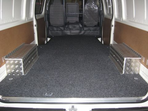 CARPET FLOOR - REAR - MARINE GRADE - LWB