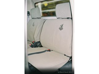 SEAT COVERS CANVAS - DRIVER & PASS 3/4