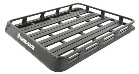 ALLOY ROOF TRAY - 1400L - 1140W - BLACK