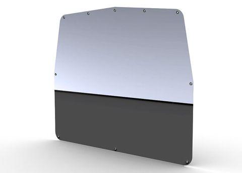 AIR COND SCREEN - PLASTIC - LWB