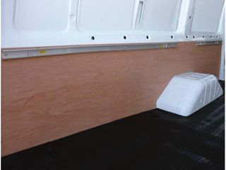 PLYWOOD SIDES - 1/2 HEIGHT - 7MM - LWB