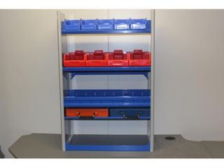 SHELVING - ELEC- L/H REAR 1200H-780L