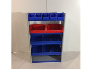 SHELVING - GEN - R/H REAR 1300H-1170L
