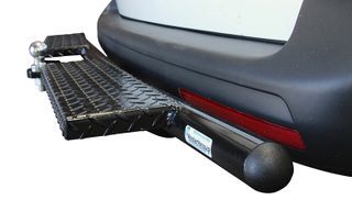 REAR STEP - TO TOWBAR/TLP BAR