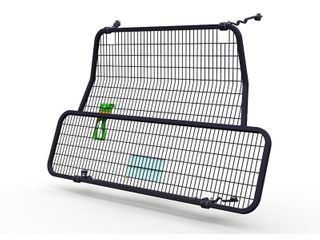 CARGO BARRIER - MESH TYPE -W/OUT SUNROOF