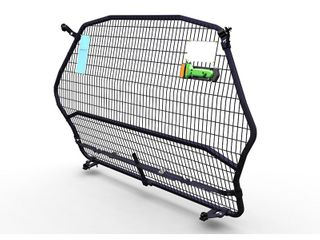 CARGO BARRIER - MESH DUAL POS W/O S/ROOF