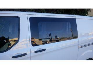 WINDOW - FIXED - L/H REAR - LWB