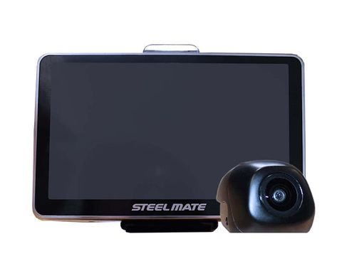 "REVERSE CAMERA  - 5"" LCD DISPLAY - DASH"