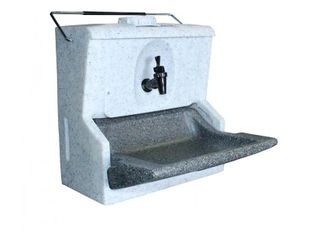 HAND WASH UNIT - HANDEMAN - REMOVABLE