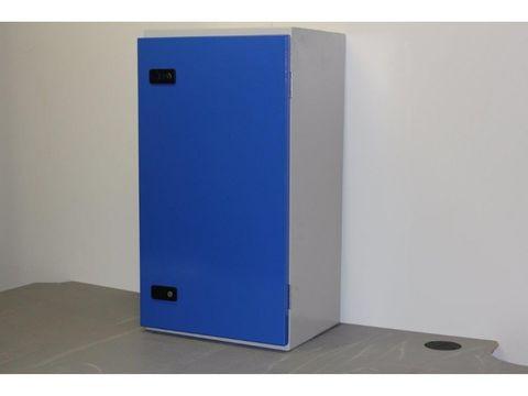 GAS BOTTLE CABINET - DOUBLE - 900H-450W
