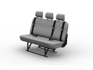 DOUBLE SEAT - SAFTEY EXCEL - ECONOMY TRIM