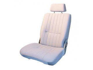 SINGLE SEAT FOLDING - GREY CLOTH TRIM