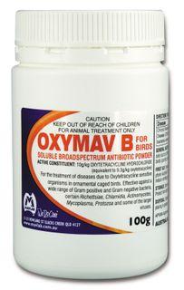 FIDOS OXYMAV B 100G