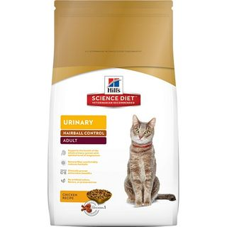 SCIENCE DIET FELINE URIN HBALL AD 3.17KG