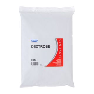 VETSENSE GEN-PACK DEXTROSE 2KG