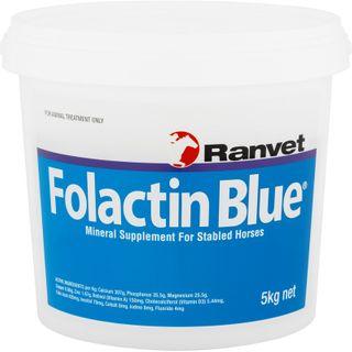 RANVET FOLACTIN BLUE RACING FORM 5KG