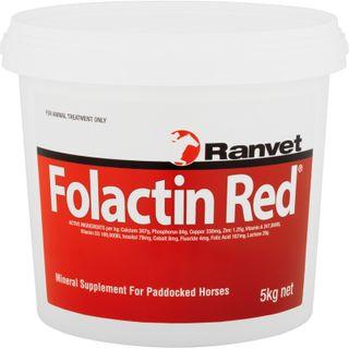 RANVET FOLACTIN RED STUD FORM 5KG