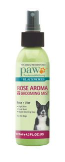 PAW ROSEAROMA GROOM MIST 125ML
